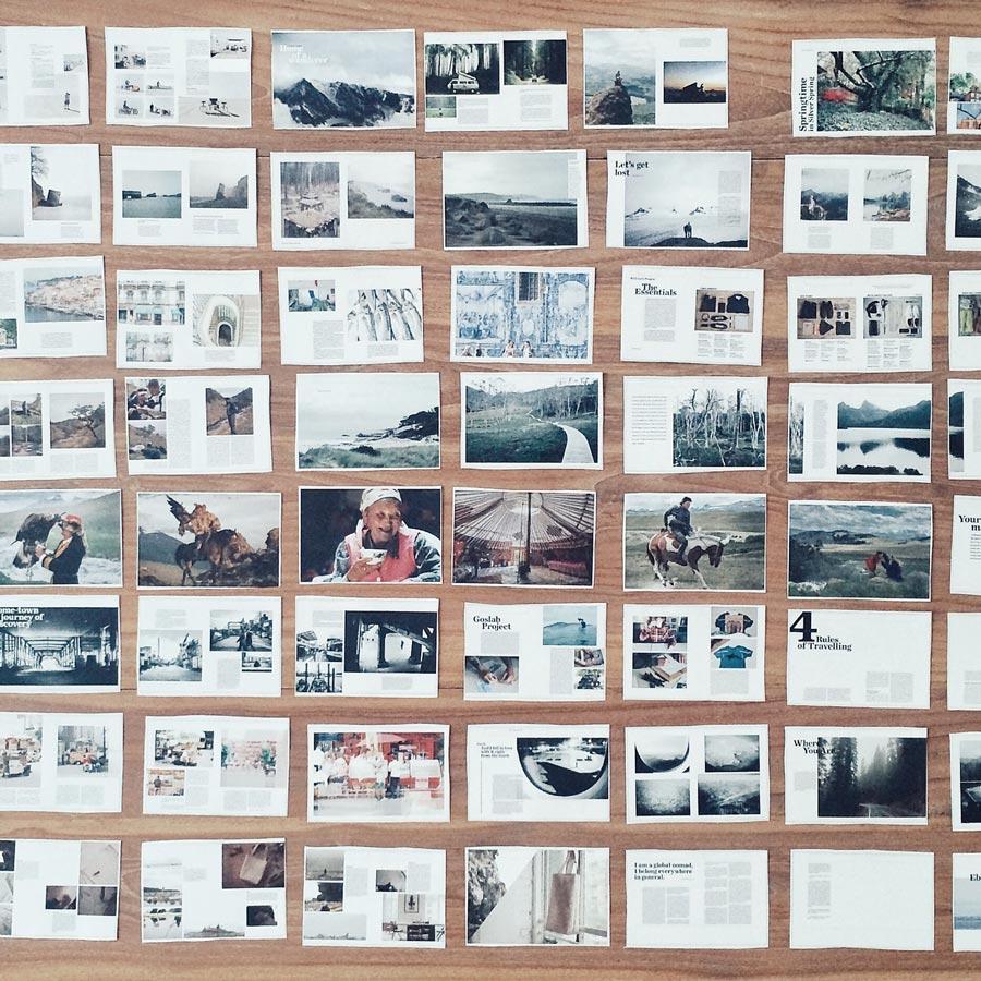 LetsExploreMagazine-Flatplan