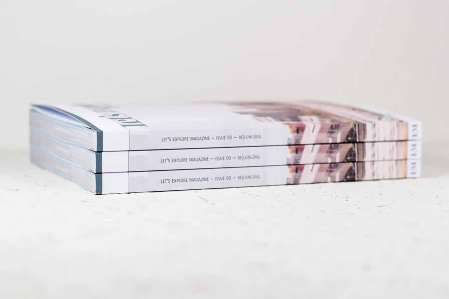 Let's Explore Magazine - Issue00-Stack