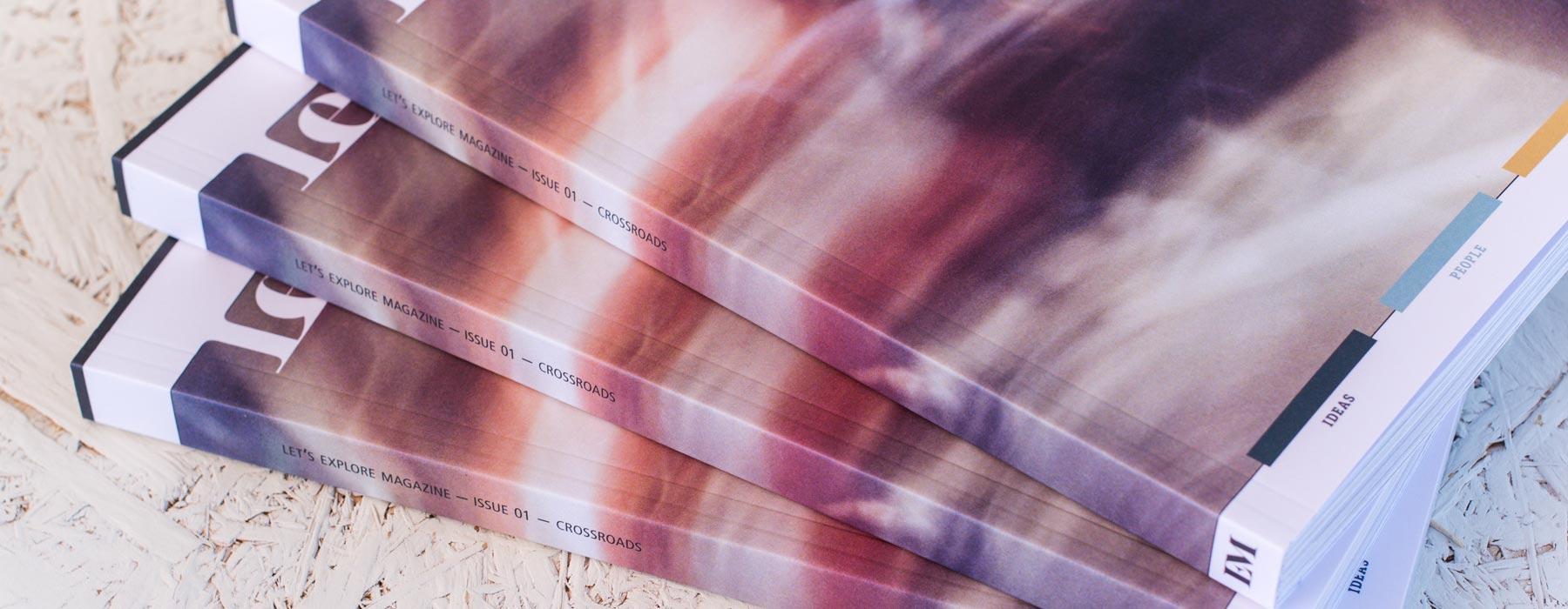 Let's Explore Magazine Sandeep Sumac Rituals