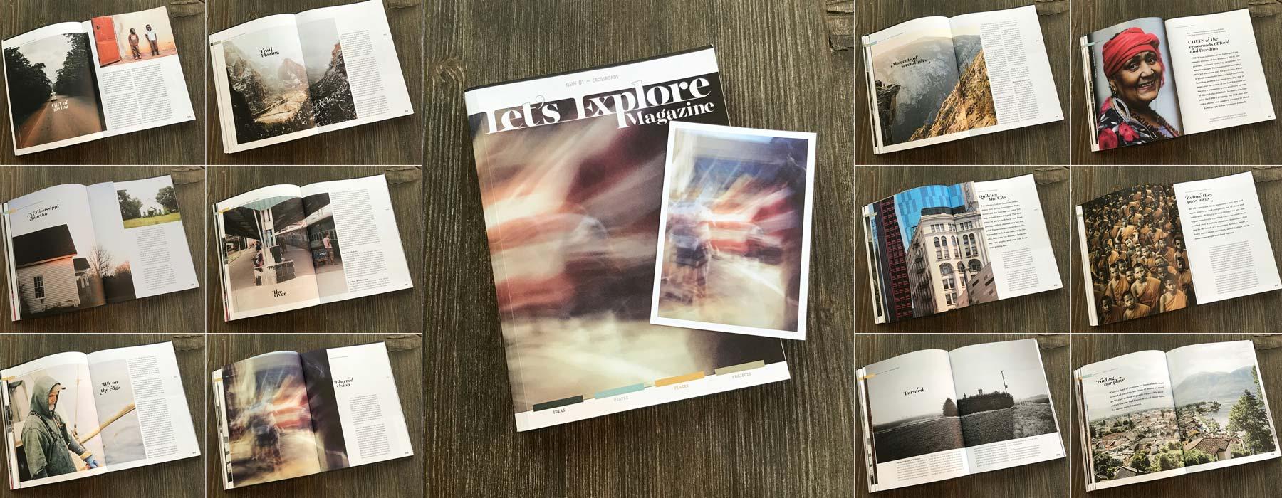 Let's Explore Magazine