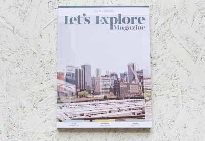 Let's Explore Magazine issue 00 Belonging