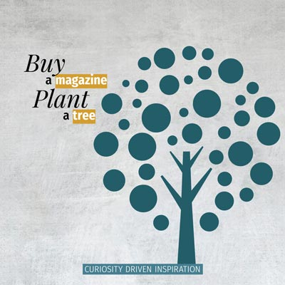 Buy a Mag, Plant a Tree