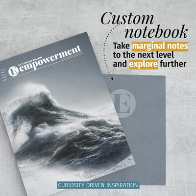 Magazine and Notebook